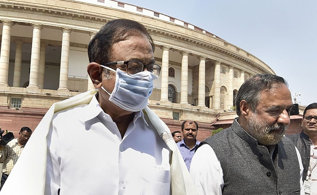 P Chidambaram Shreds Economic Package, Says Many Left 'High And Dry'