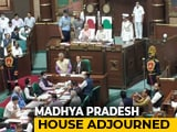 Video : Madhya Pradesh Assembly Adjourned Till March 26, No Floor Test Today