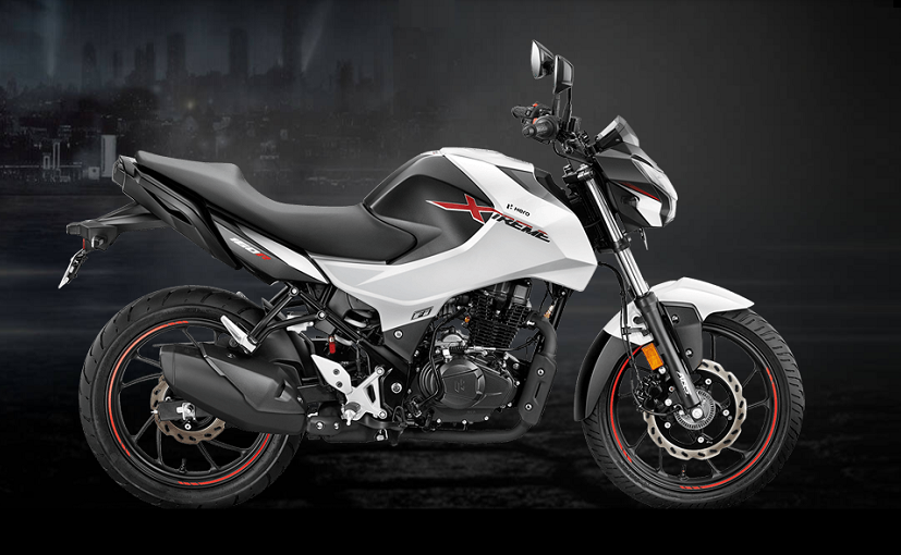 Hero Xtreme 160R Launched In India; Prices Start At Rs. 99,950