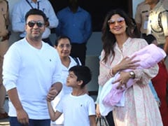 "How Shilpa Shetty Celebrated Baby Daughter Samisha's ""First Milestone"""