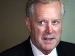 Donald Trump Appoints Mark Meadows As New White House Chief Of Staff