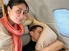 Aamir Khan Gets A Typically Kareena Kapoor Birthday Wish From His <I>Laal Singh Chaddha</i> Co-Star. See ROFL Pic