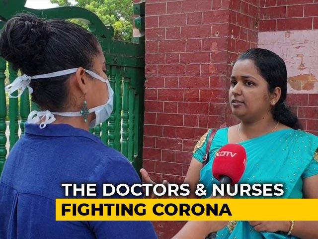 "Video : ""We Don't Panic"": Kerala Doctors In Frontline Of War Against Coronavirus"