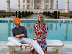 Diljit Dosanjh Couldn't Meet Ivanka Trump So He Photoshopped Himself