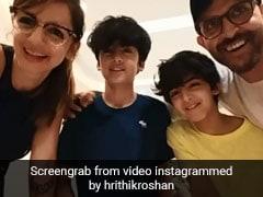 ऋतिक रोशन और सुजैन खान ने कुछ इस तरह Lockdown में किया बेटे का बर्थडे सेलिब्रेट, Video हुआ वायरल