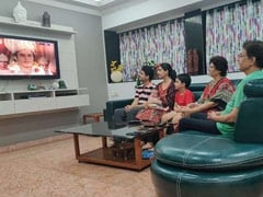 Viral: When Reel Life Ram Arun Govil Watched <i>Ramayan</i> With His Family
