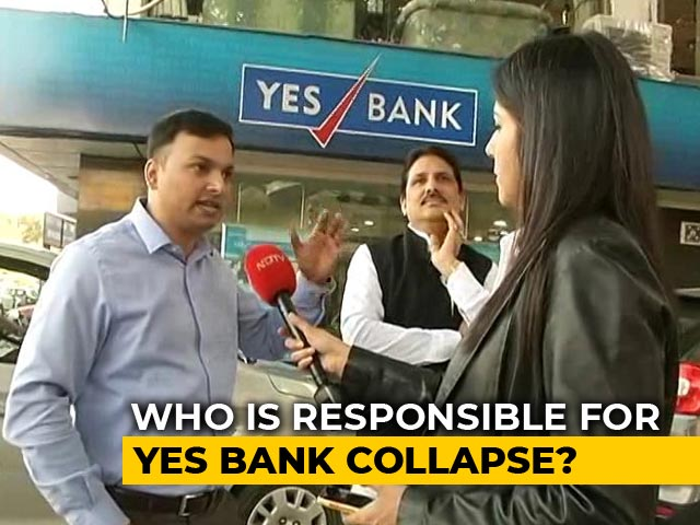 Video : Who Is To Be Blamed For Yes Bank Debacle?