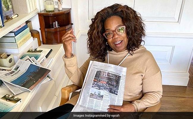 Relax, Internet. Oprah Winfrey Has Not Been Arrested For Trafficking
