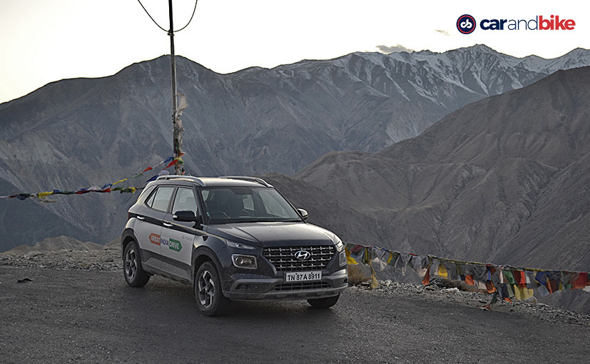 We drove to the Spiti valley and back in the Hyundai Venue as part of the Great India Drive
