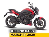 Video : Bajaj Dominar Launched, BS6 Aprilia Scooters, 2020 Hyundai Creta Bookings