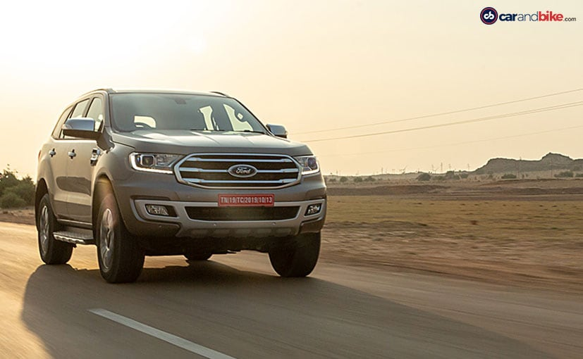 The 2020 Ford Endeavour gets a new BS6 engine along with a brand new gearbox.