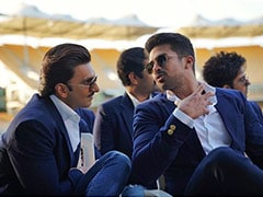 """""""He Comes To You With Arms Open"""": Saqib Saleem On <i>'83</i> Co-Star Ranveer Singh"""