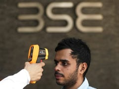 Sensex, Nifty Extend Losses To Second Day Amid Rising Coronavirus Cases