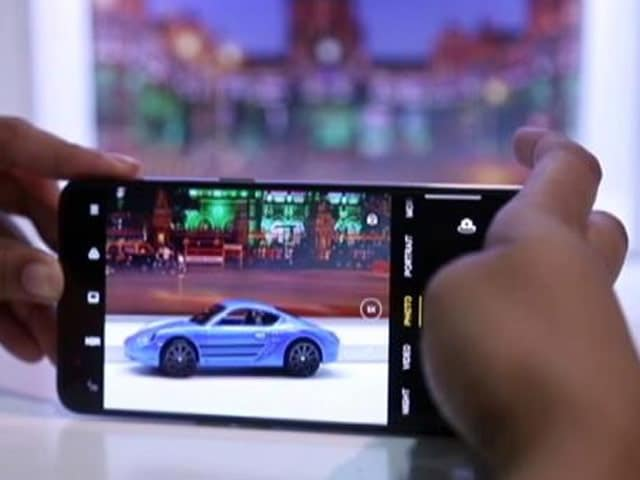 Video : World's First 44-Megapixel Dual Selfie Camera Phone