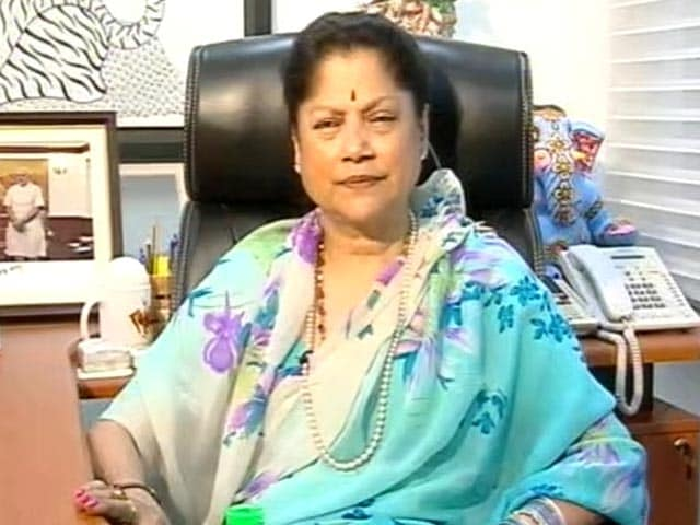 "Video : ""These MLAs are Loyal to the Scindias"": Yashodhara Raje Scindia"