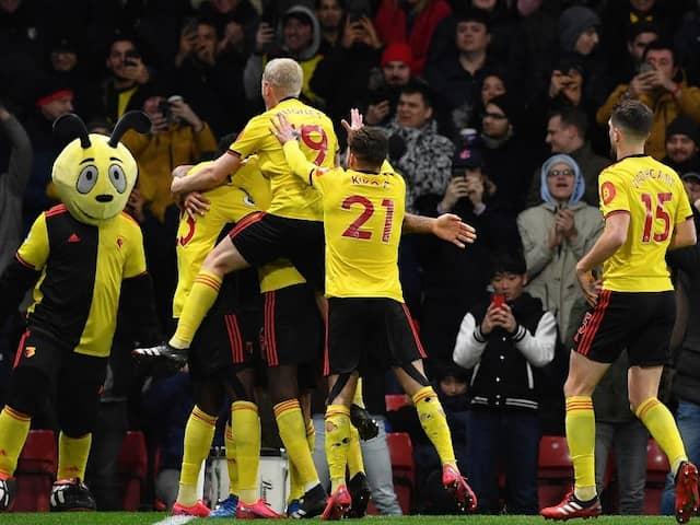 Watford End Liverpools Unbeaten Run In Premier League