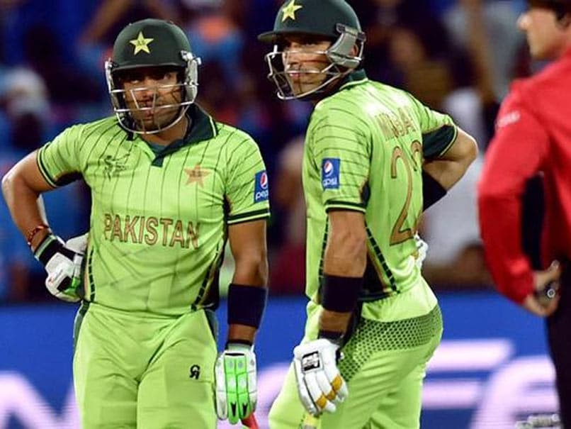 """""""Cant Do Anything"""": Misbah-ul-Haq Reacts To Umar Akmals Likely Ban"""