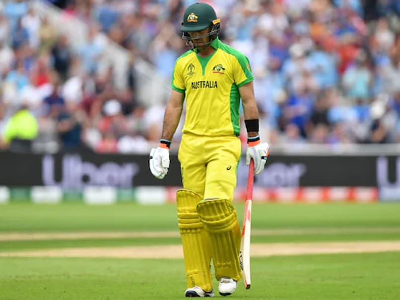 "Glenn Maxwell Was Hoping For A Broken Arm During 2019 World Cup To Get ""An Easy Escape"""