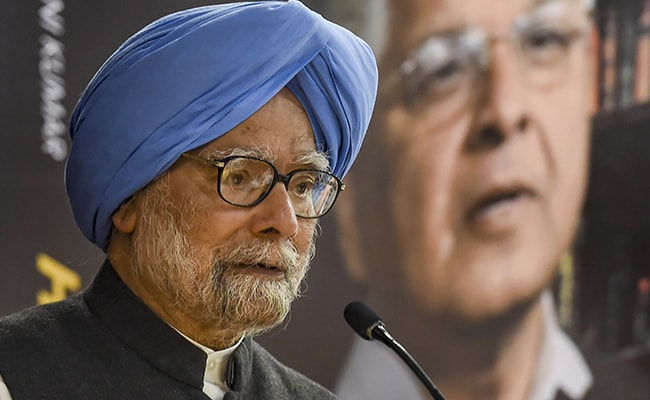 Manmohan Singh Sees India 'Slipping Away', Says PM Must Reassure Nation