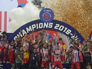 ATK Win Record Third ISL Title, Beat Chennaiyin 3-1 In Final