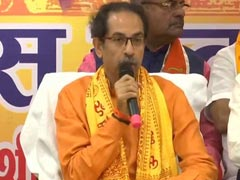 Ram Temple <i>Bhoomi Pujan</i> Can Be Done Via Video Link: Uddhav Thackeray