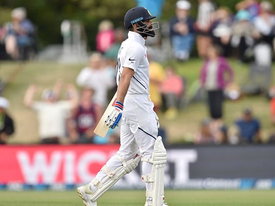 """""""No Excuses"""": Kohli After 0-2 Test Series Loss To New Zealand"""