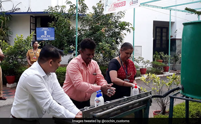 Kerala Launches 'Break The Chain' Campaign To Combat Coronavirus