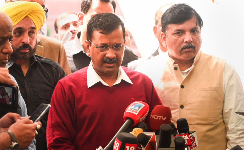 Will Lock Down Delhi If Needed To Save Your Life, Says Arvind Kejriwal