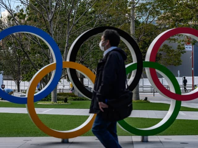 Tokyo To Skip One-Year Olympic Countdown Over Coronavirus: Reports