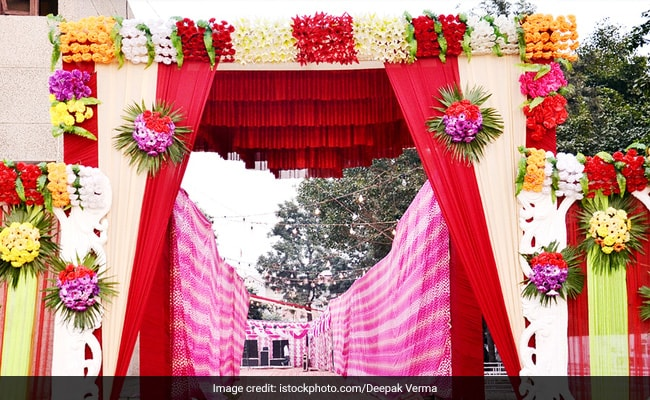 Delhi Government Allows 200 Guests At Weddings In Closed Halls