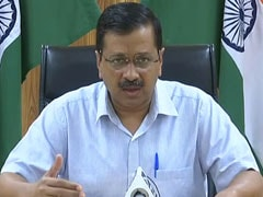 Arvind Kejriwal Discusses Relief Work With Party MLAs On Video