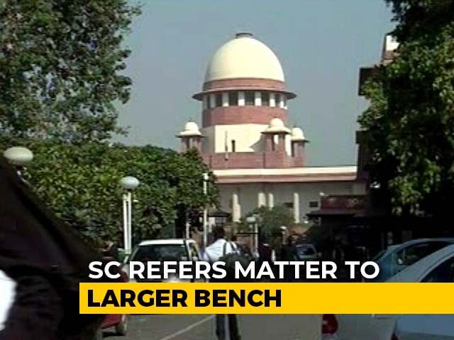 "Video : No Law To Support You, Says Supreme Court As UP Defends ""Shame"" Posters"