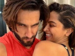 "Deepika Padukone Called Ranveer Singh A ""Snack."" Because, ""<i>Pakora</i> Nose"""