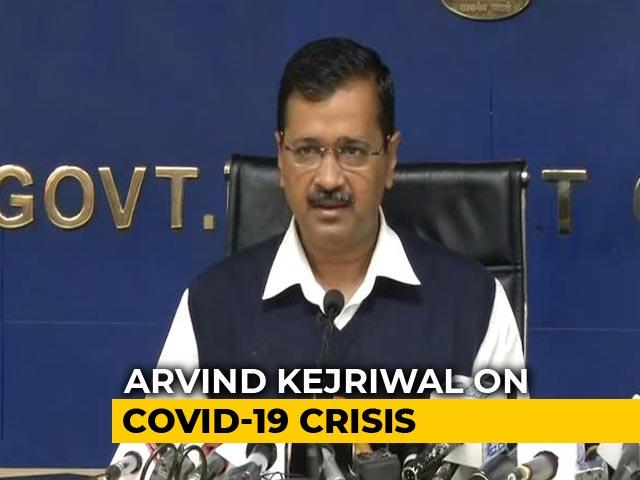 Video : Nightclubs, Gyms, Spas Shut In Delhi Till March 31: Arvind Kejriwal On Coronavirus