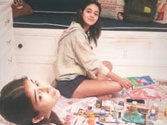 """Ananya Panday And Sister Rysa Are """"Quarantined But Not Confined"""""""
