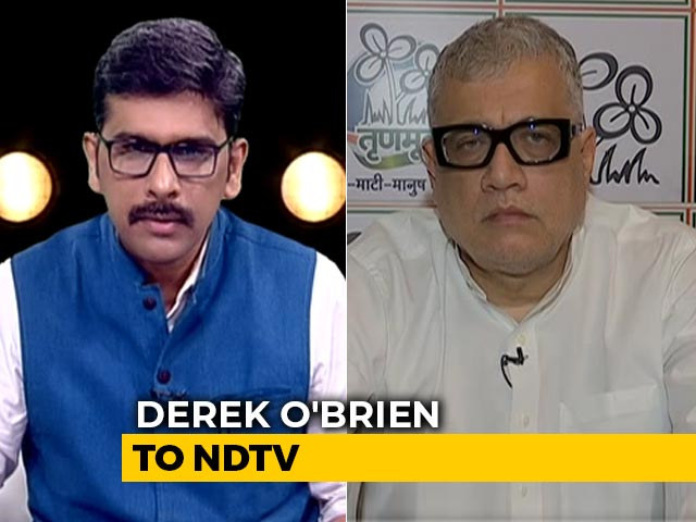 "Video : ""Rajya Sabha Average Age Is 64"", Shut Parliament, Urges Derek O'Brien"