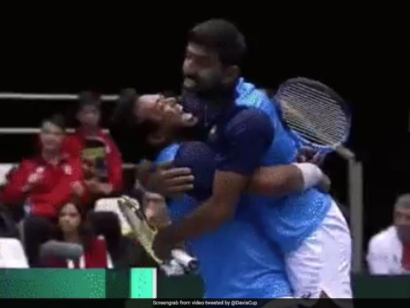Davis Cup: Leander Paes, Rohan Bopanna Win Doubles But Croatia Seal 3-1 Win Over India