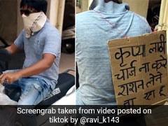 TikTok Viral Video: पुलिस के डंडों से बचने के लिए शख्स ने निकाला गजब का जुगाड़, ऐसे घूम रहा खुलकर