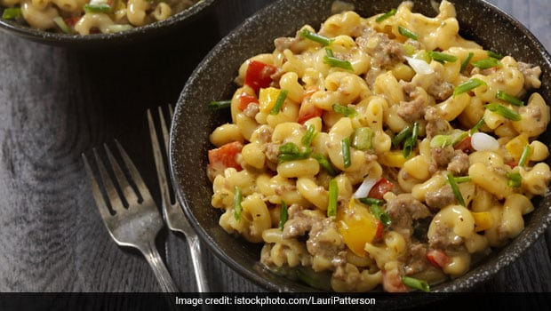 Indian-Style Masala Macaroni Can Make For An Ideal Quarantine Meal During The Lockdown Period