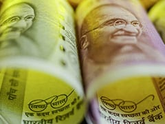 Rupee Falls By 30 Paise To End At 76.83 Against Dollar