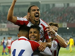 ISL: David Williams Guides ATK To Final With Win Over Bengaluru FC