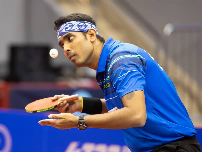 Sharath Kamal Clinches Oman Open, Ends Decade Long Title Drought