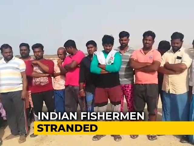 Video : Stranded On Boats In Virus-Hit Iran, Tamil Nadu Fishermen Appeal For Help