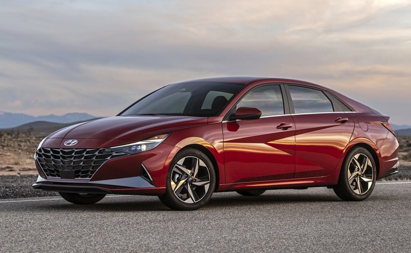 2021 hyundai elantra unveiled with more tech and hybrid