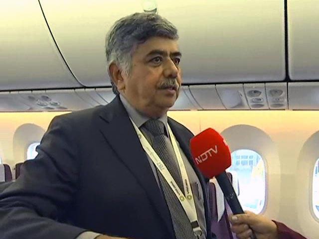 Video : Evaluating Coronavirus Situation Everyday, Says Vistara Chairman