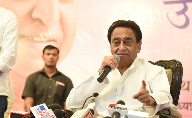 Why Point out PM's Identify 10 Times? Kamal Nath's Dig At Madhya Pradesh Governor's Speech