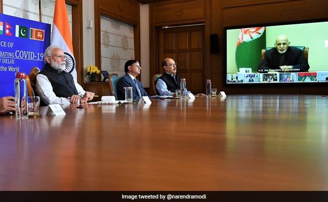 Pak Raises Kashmir At SAARC Coronavirus Conference, India Says 'Churlish'