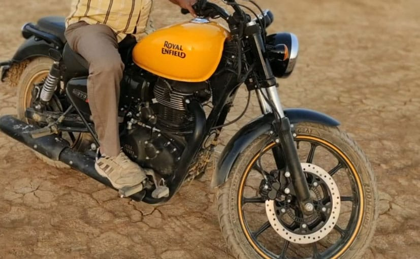 The Royal Enfield Meteor 350 will replace the Thunderbird 350 in the company line-up