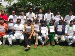 Congress Wants 6 Madhya Pradesh Ministers Who Quit As MLAs Disqualified