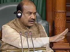 Upset With Disruptions, Speaker Skips Lok Sabha For Second Straight Day